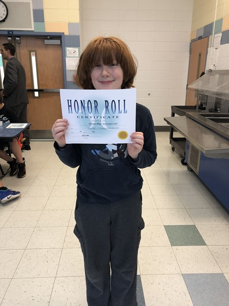Honor Roll 3rd Marking Period