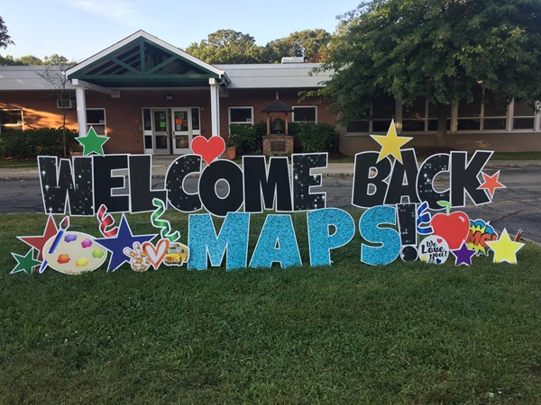 Welcome Back, Maps!