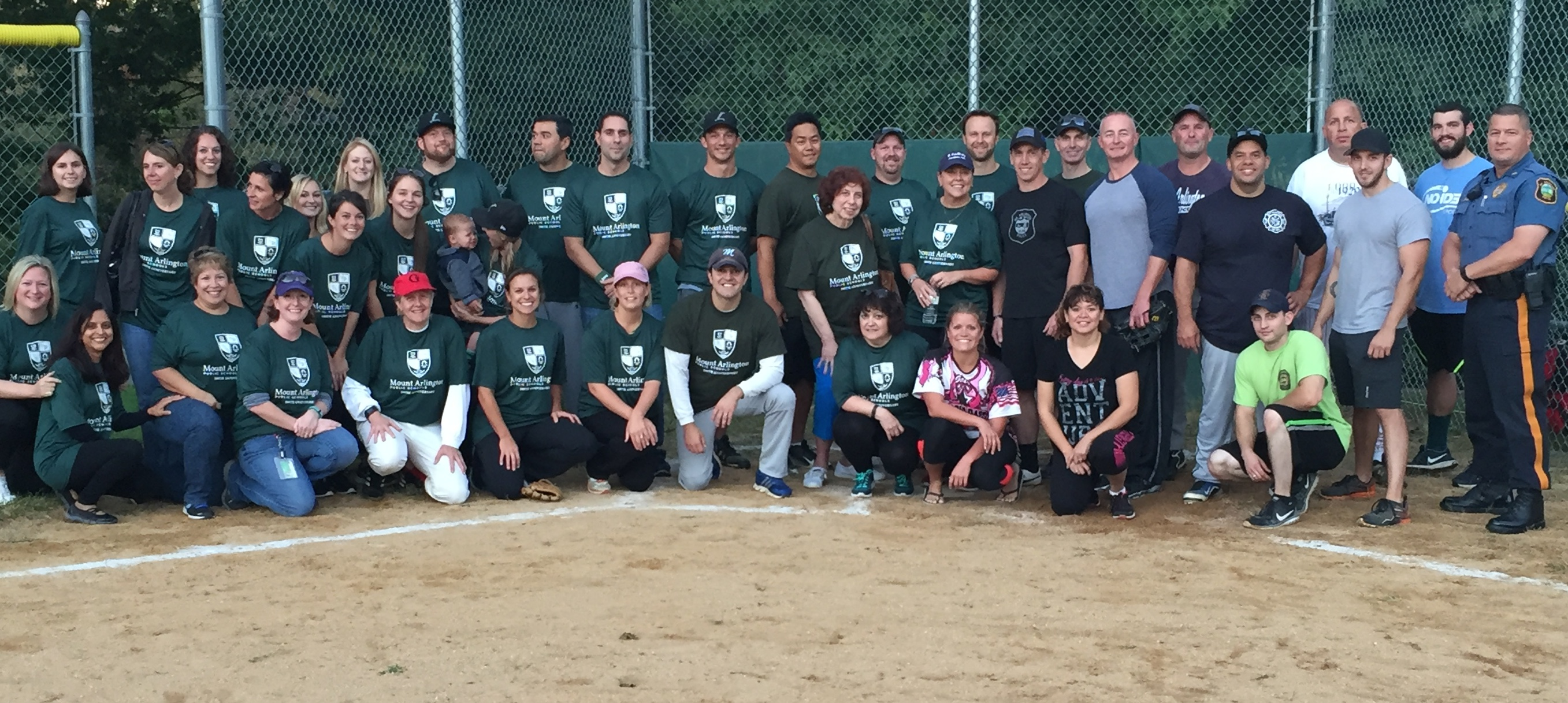 Community Softball Game