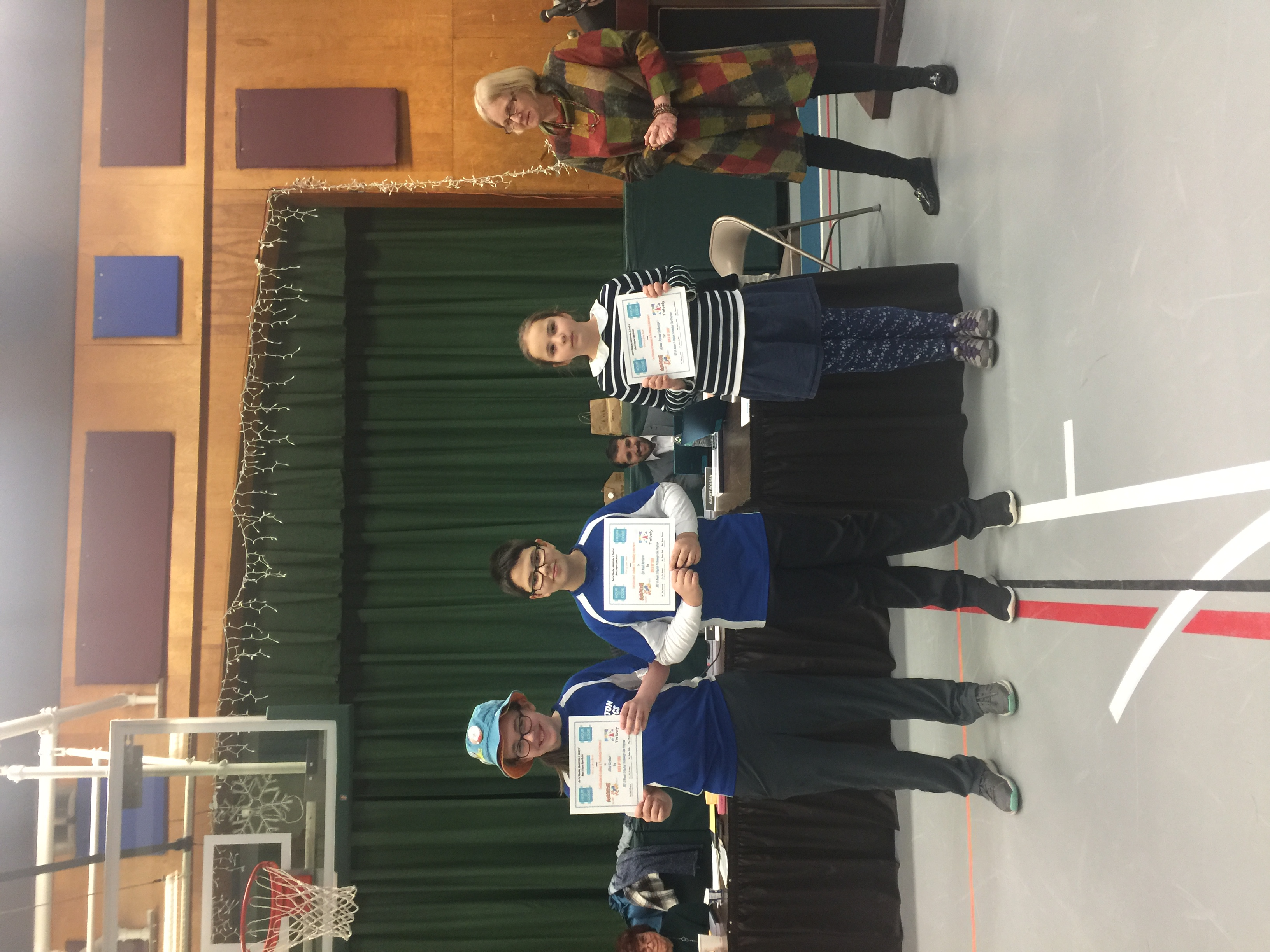 First Lego League Robotics Hydrodynamics Research Project: North Jersey 1st Place Judges Award
