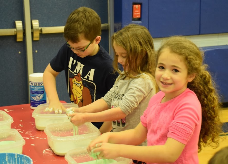 More Oobleck Fun